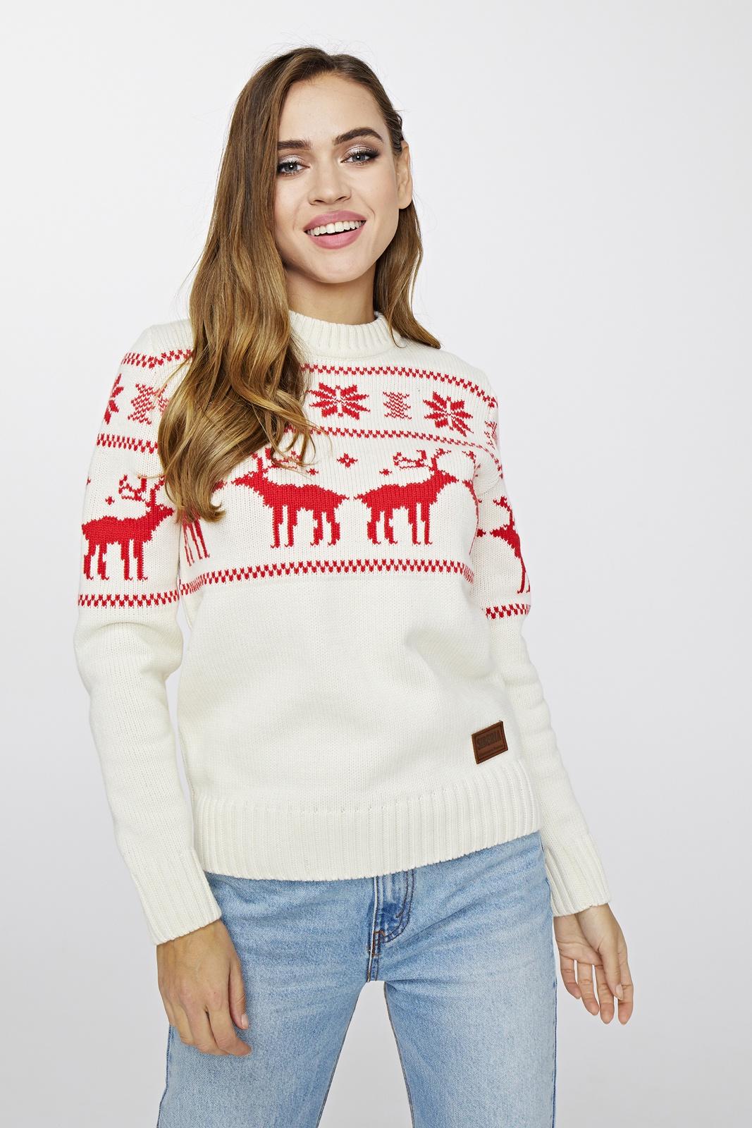 Свитер Siberia свитер женский elf sack 1439040