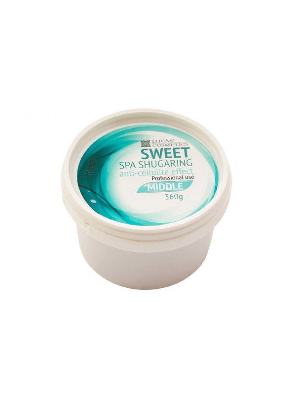 Шугаринг Sweet антицеллюлитным эффектом (средней плотности), 770гр