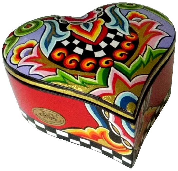 Шкатулка Большое сердце