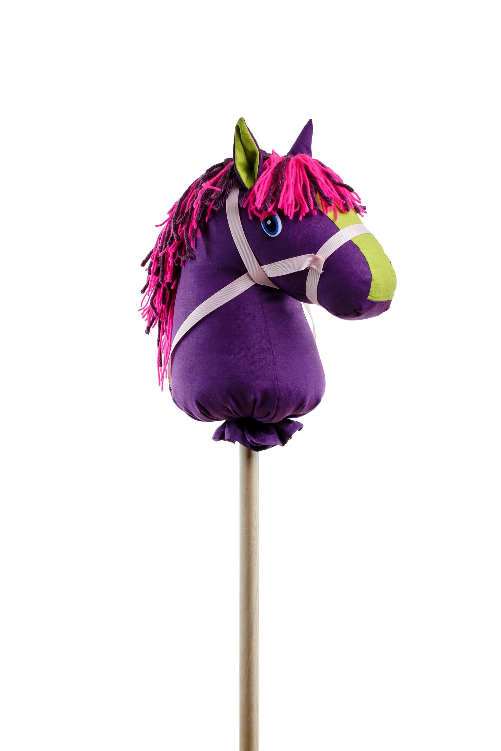 Фото - Игрушка - Лошадка Слива Коняша КМ020 ролевые игры коняша лошадка на палочке фея