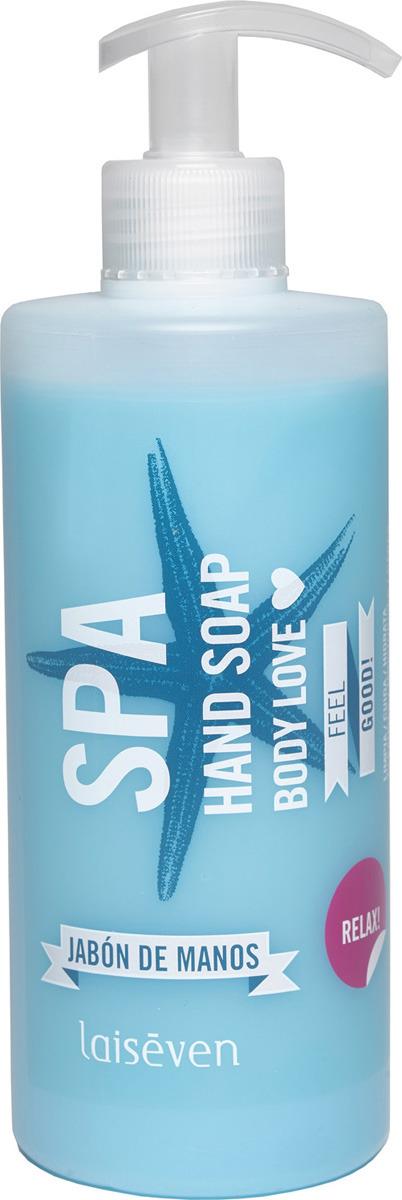 Жидкое мыло Laiseven (СПА), 400 мл