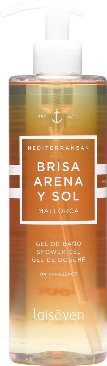 Гель для душа laiseven Mallorca, 500 мл, Mediterranean