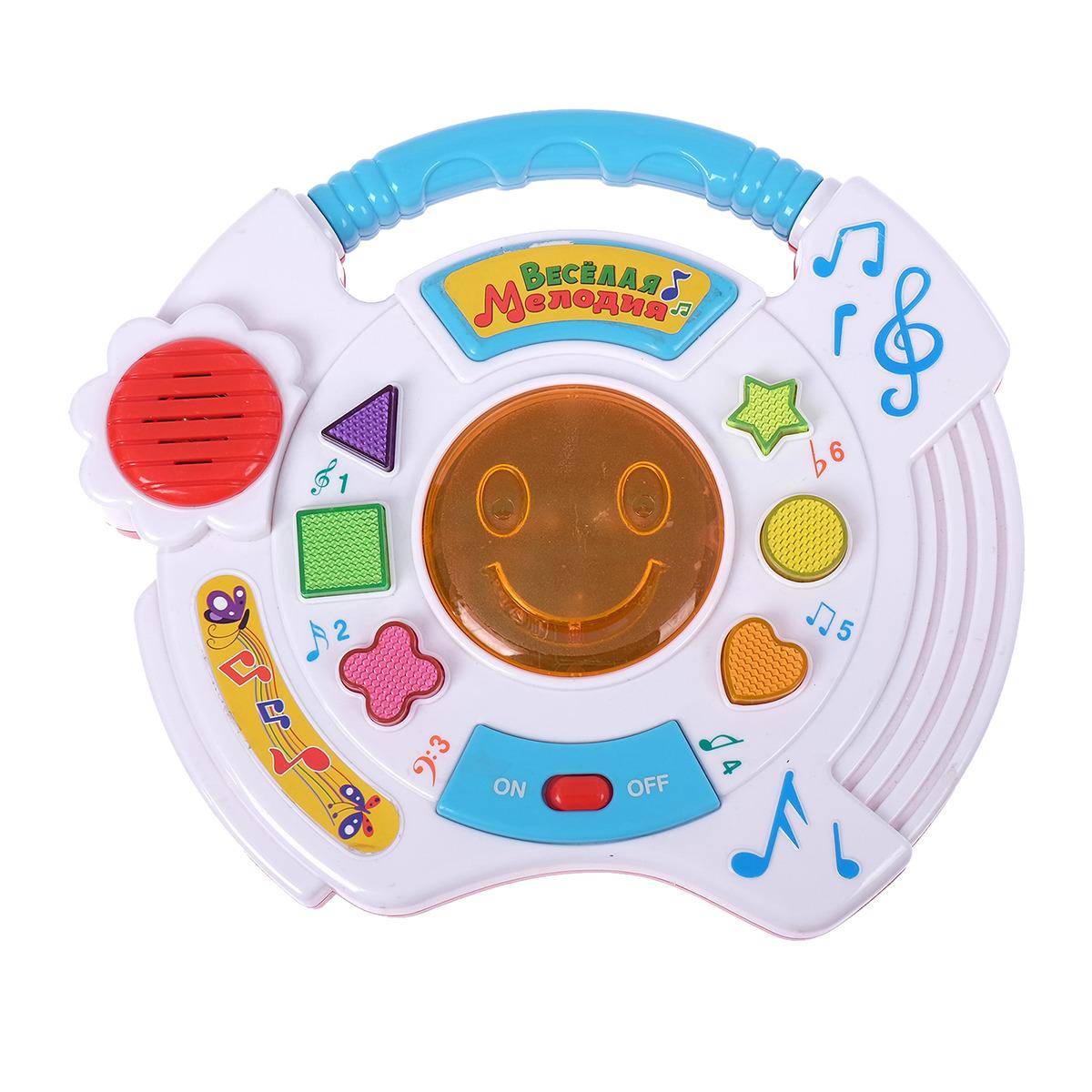 """Развивающая игрушка Micio """"Веселая мелодия"""" 2076659"""