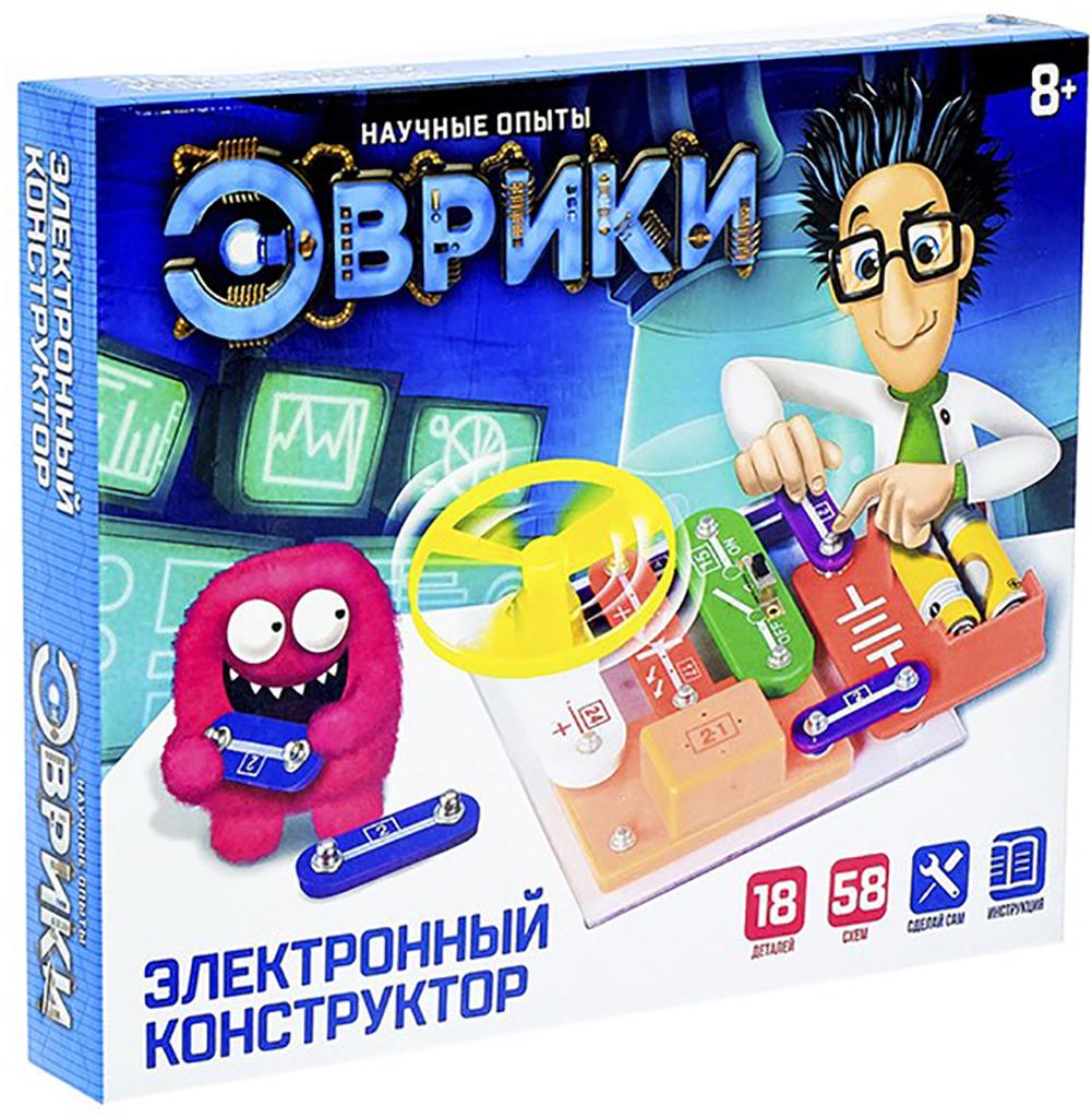 Электромеханический конструктор Эврики 1200830