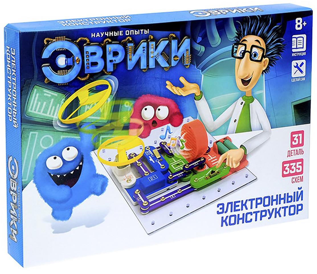 Электромеханический конструктор Эврики 1200832