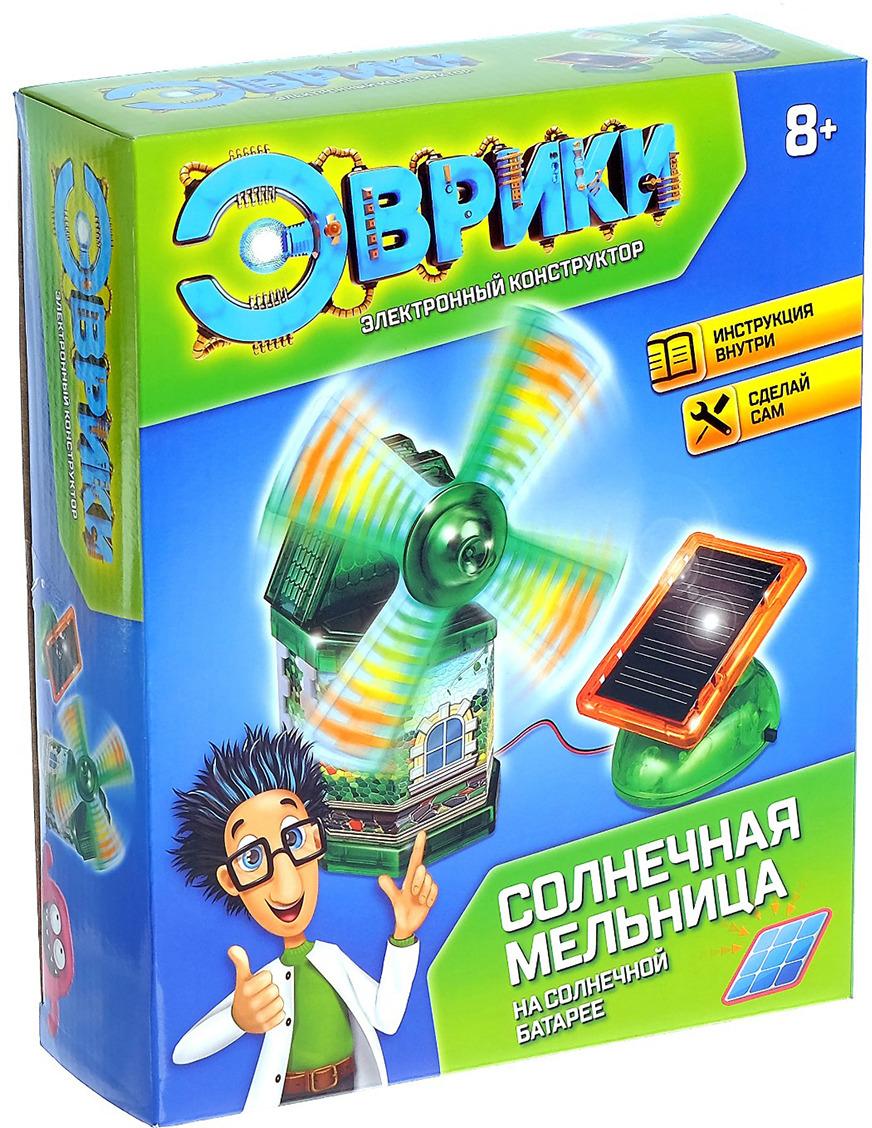 """Электромеханический конструктор Эврики """"Мельница"""" 3550092"""