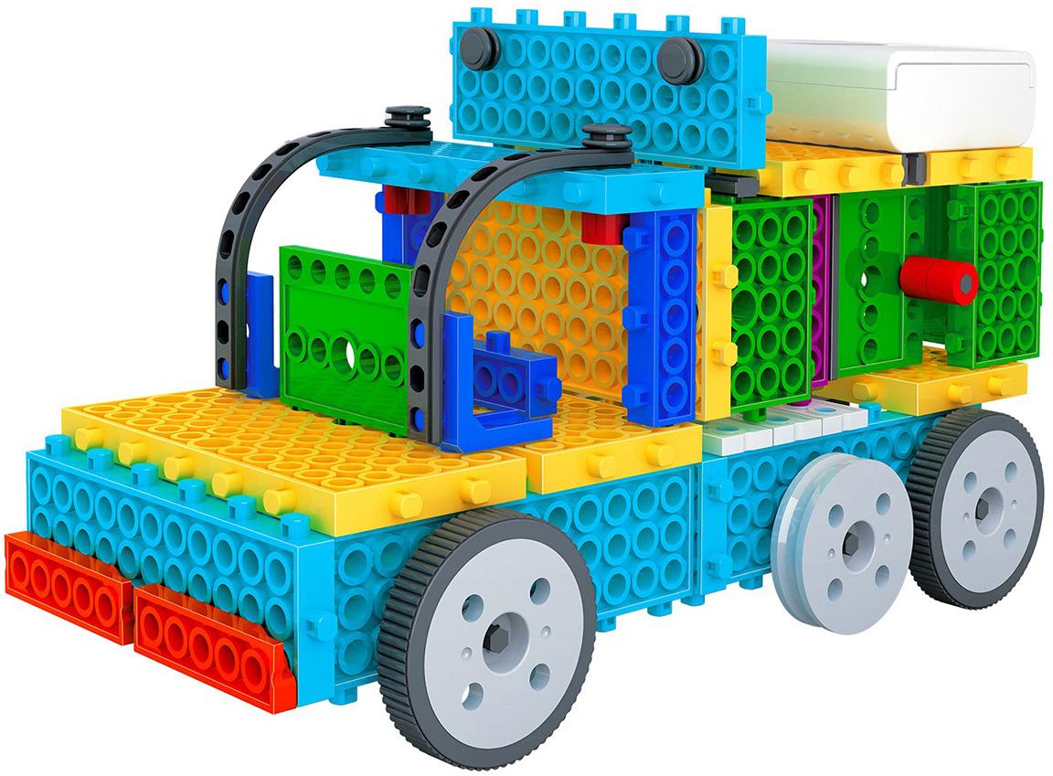 Электромеханический конструктор Эврики Супертрак 3584357 игра эврики пылесос конструктор 2463887
