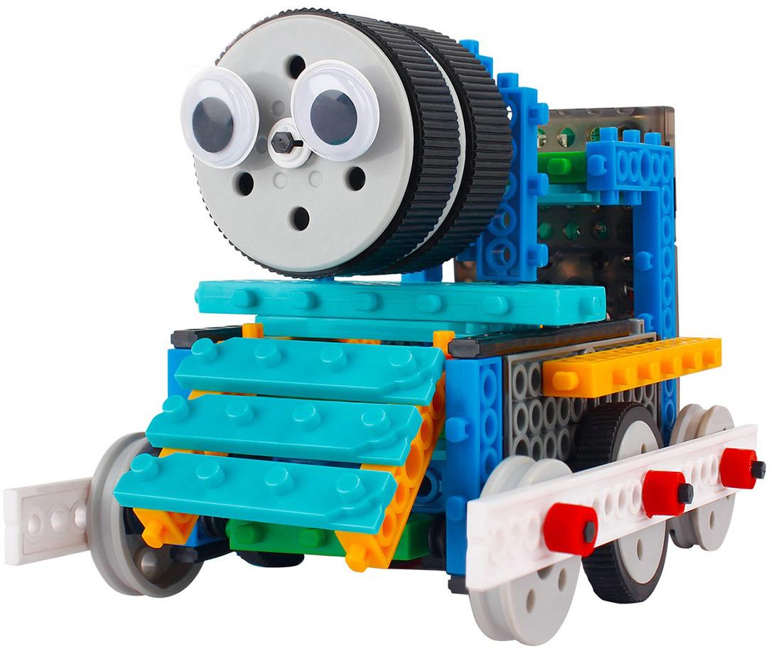 Электромеханический конструктор Эврики Поезд 3584362 игра эврики пылесос конструктор 2463887