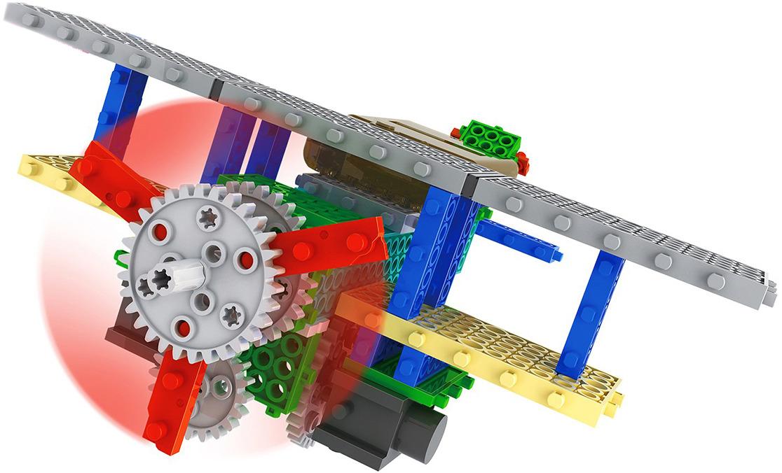 Электромеханический конструктор Эврики Авиация 3584367 игра эврики пылесос конструктор 2463887