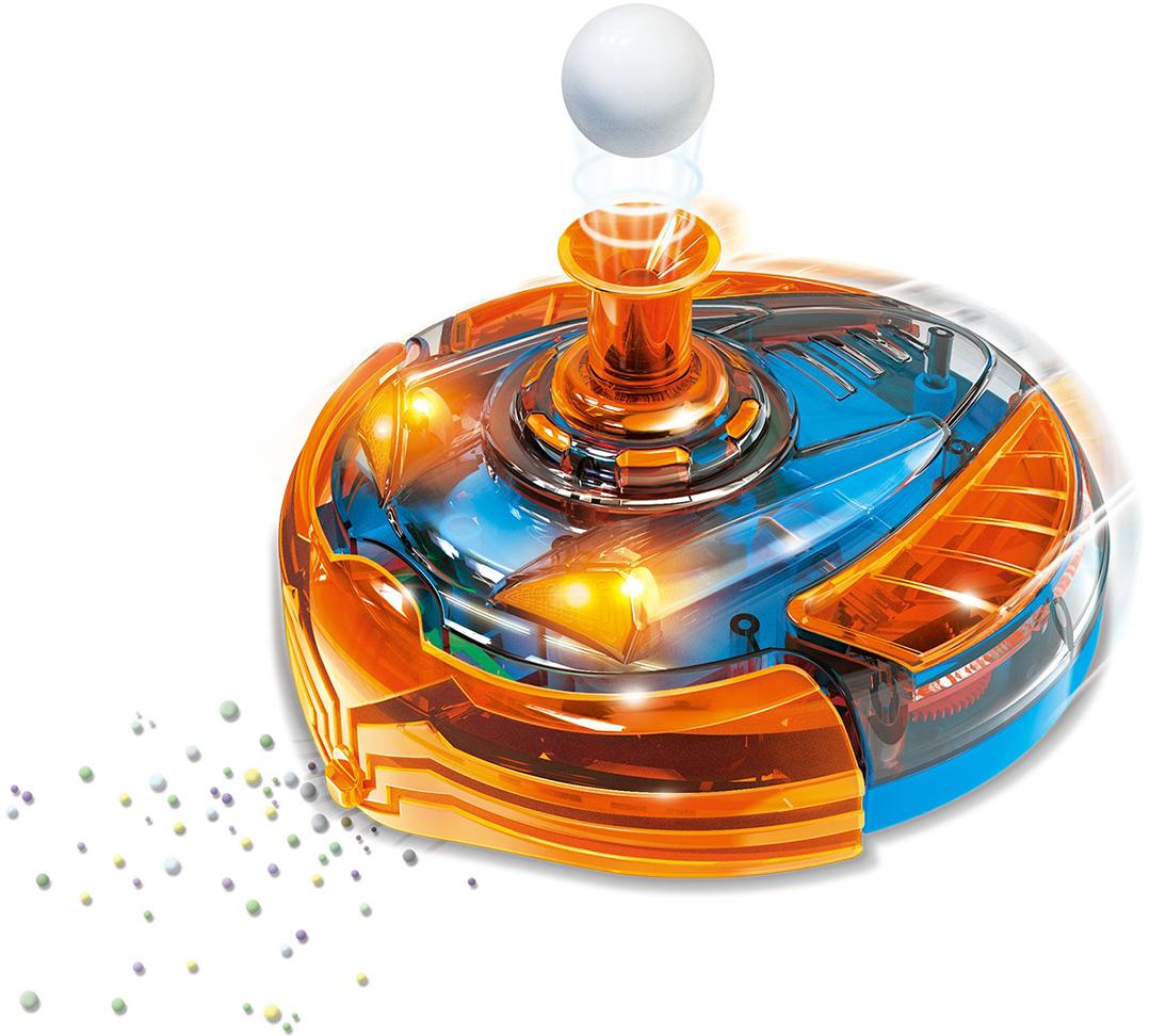 Электромеханический конструктор Эврики Робот-пылесос 3550085 игра эврики пылесос конструктор 2463887