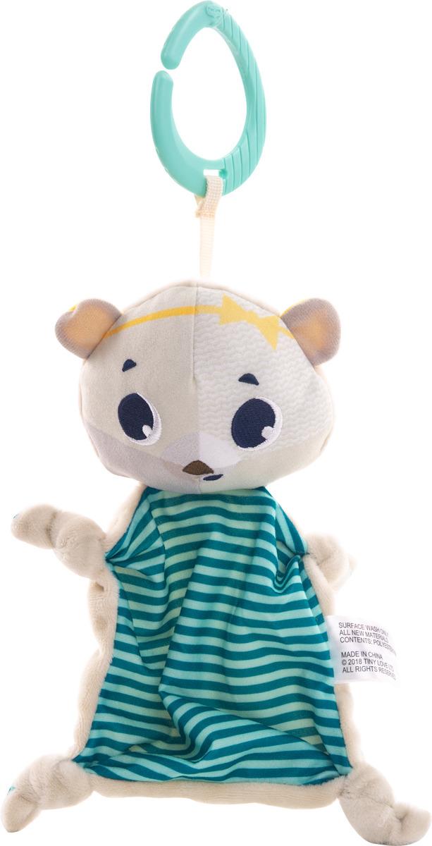 Игрушка-подвеска Tiny Love Белый мишка 1205406832 игрушка подвеска tiny love ёжик