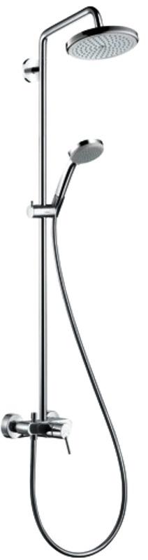 Душевой комплект Hansgrohe Croma душевой трап pestan square 3 150 мм 13000007