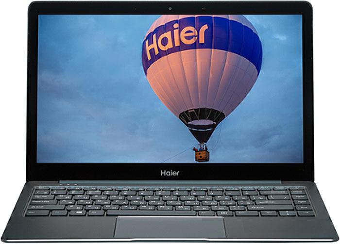 13.3 Ноутбук Haier ES34 TD0026533RU, синий haier w757 luxcase 54201