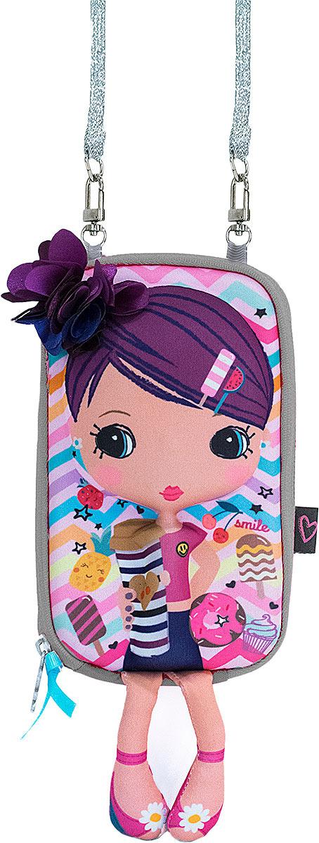 eb9c1348042d Новая концепция 3D-сумочки в виде очаровательной куклы-инновация – объемный  2х-слойный корпус без соединительных швов.-возможность игры и моделирования  ...