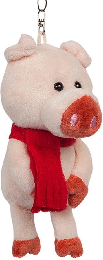 """Мягкая игрушка Maxitoys Luxury """"Поросенок с красным носом"""", MT-MRT031828"""