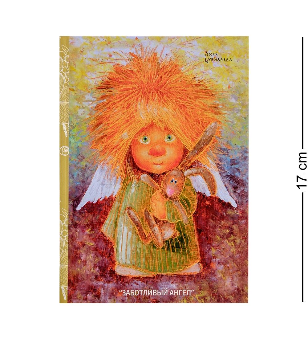 ANG-425 Блокнот ''Заботливый ангел'' 12х17