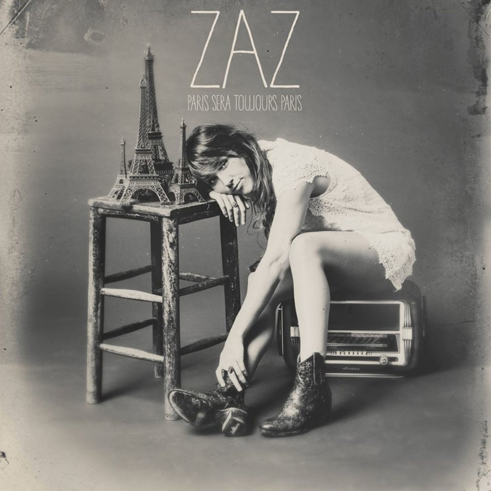 Zaz Zaz. Paris