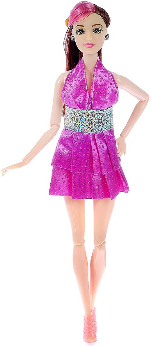 Кукла Happy Valley Лина - Королева диско, 3043583 кукла happy valley подружка кристина озвученная 2964756