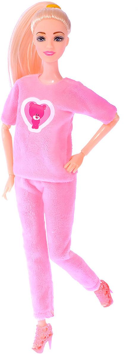 Кукла Happy Valley Соня. Пижамная вечеринка, 30435853043585Ваш ребенок может заботиться о своей кукле, как о настоящем друге. Выразительный внешний вид и аккуратное исполнение куклы делают ее идеальным подарком для любой девочки!