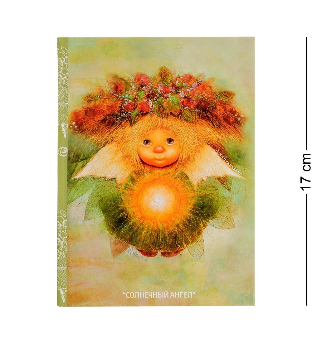 ANG-225 Блокнот ''Солнечный ангел'' 12х17