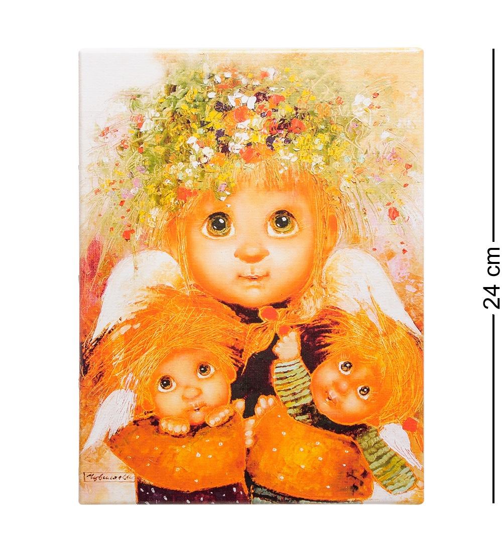 ANG- 54 Жикле ''Материнская любовь'' 18х24