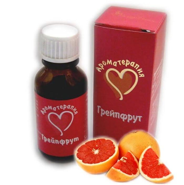 Эфирное масло АромаТерапия Грейпфрут натуральное 10 мл ароматерапия грейпфрут свойства