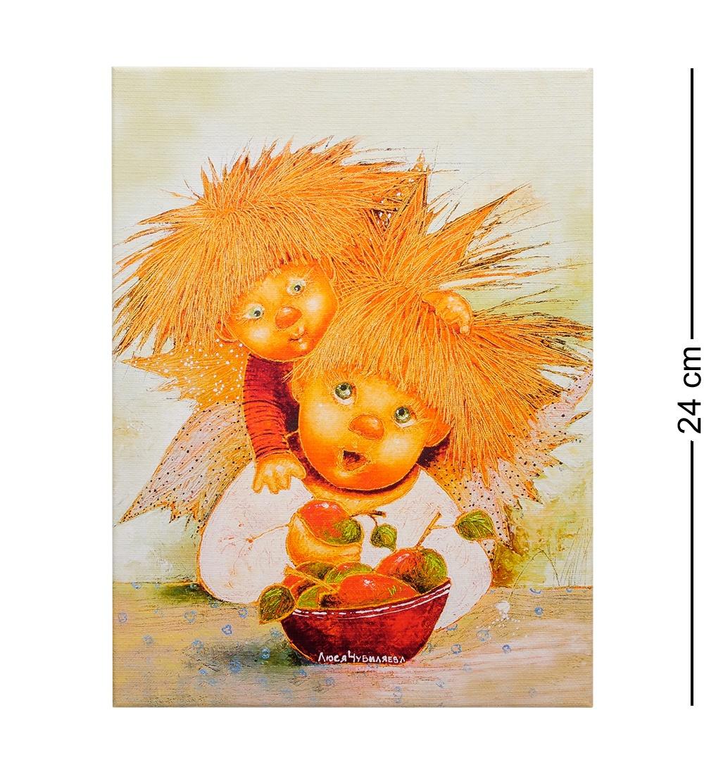 ANG-204 Жикле ''Ангелы хранители дружбы'' 18х24 ang 239 жикле ангелы вечной любви 18х24