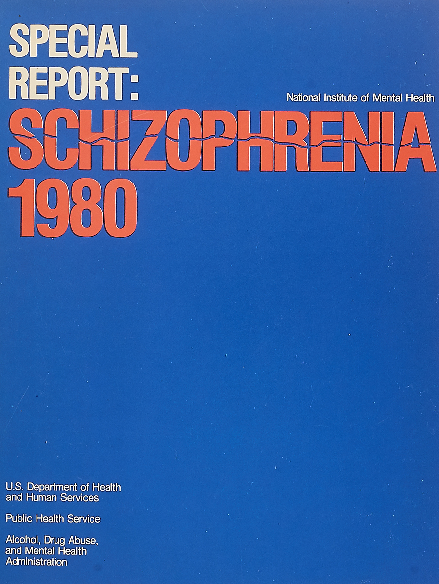 Samuel J. Keith Special Report: Schizophrenia 1980 j keith brown towardations