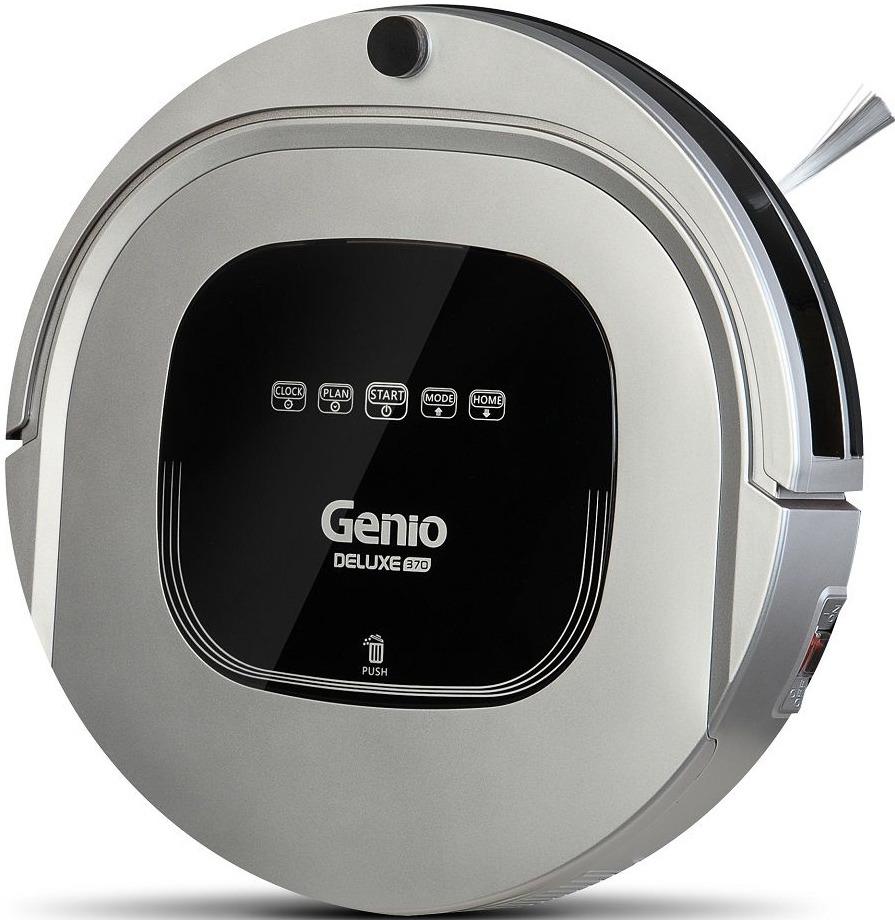 Робот-пылесос Genio Deluxe 370 Silver