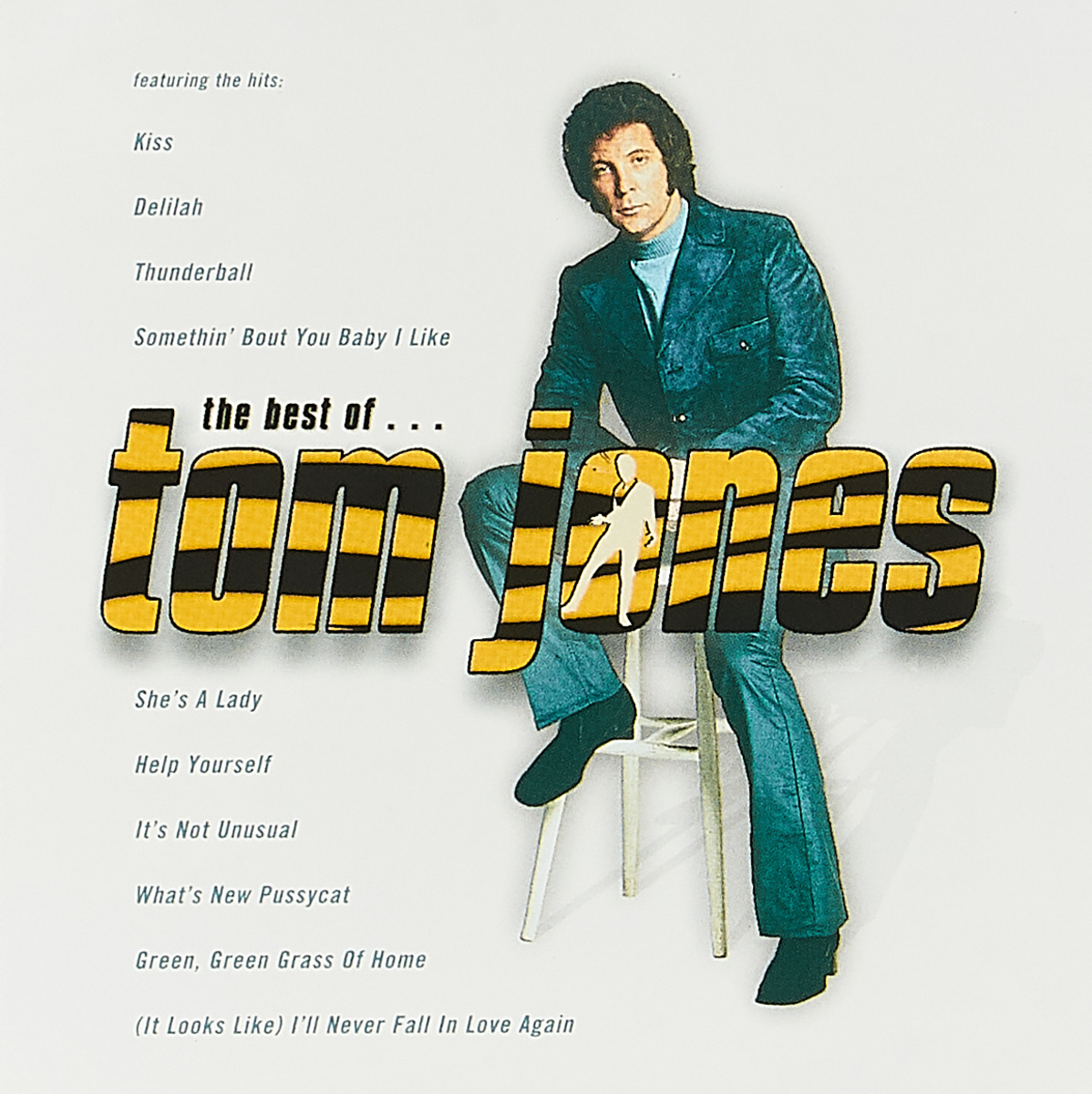 TOM JONES. THE BEST O tom jones hampshire