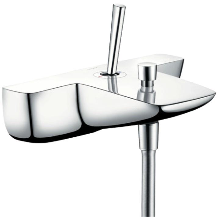 Смеситель для ванны Hansgrohe PuraVida 15472000 смеситель для ванны hansgrohe puravida 15445000