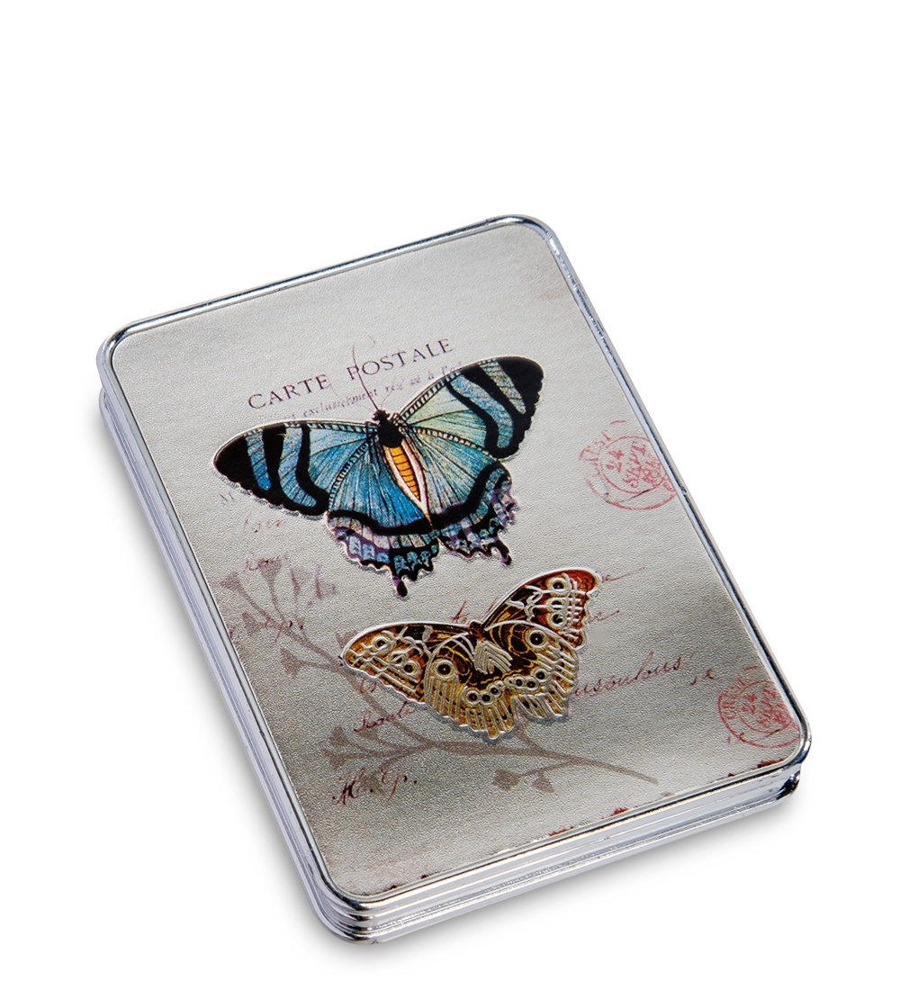 Я-01-127/4 Зеркало ''Яркие бабочки''