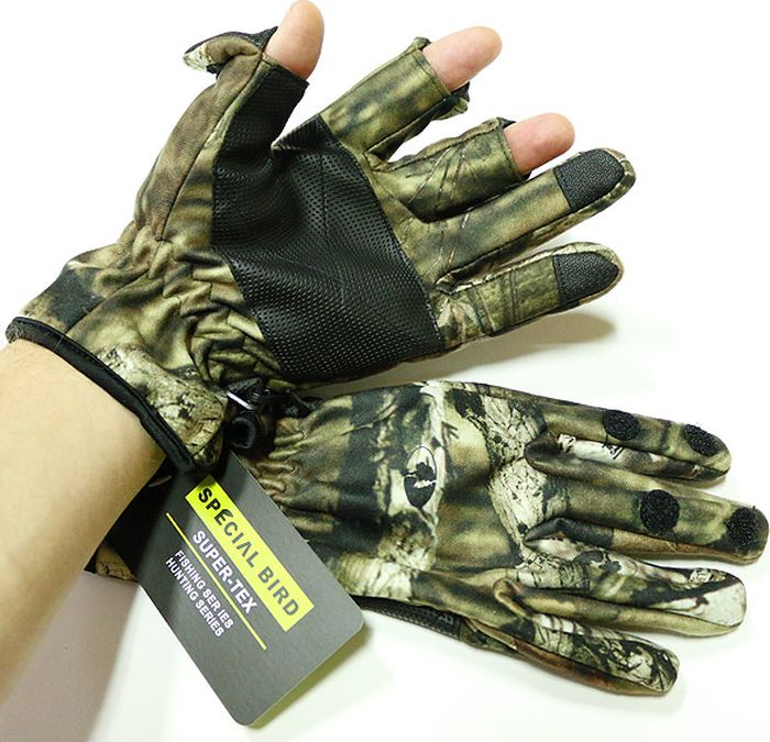 Перчатки для рыбалки Mifine
