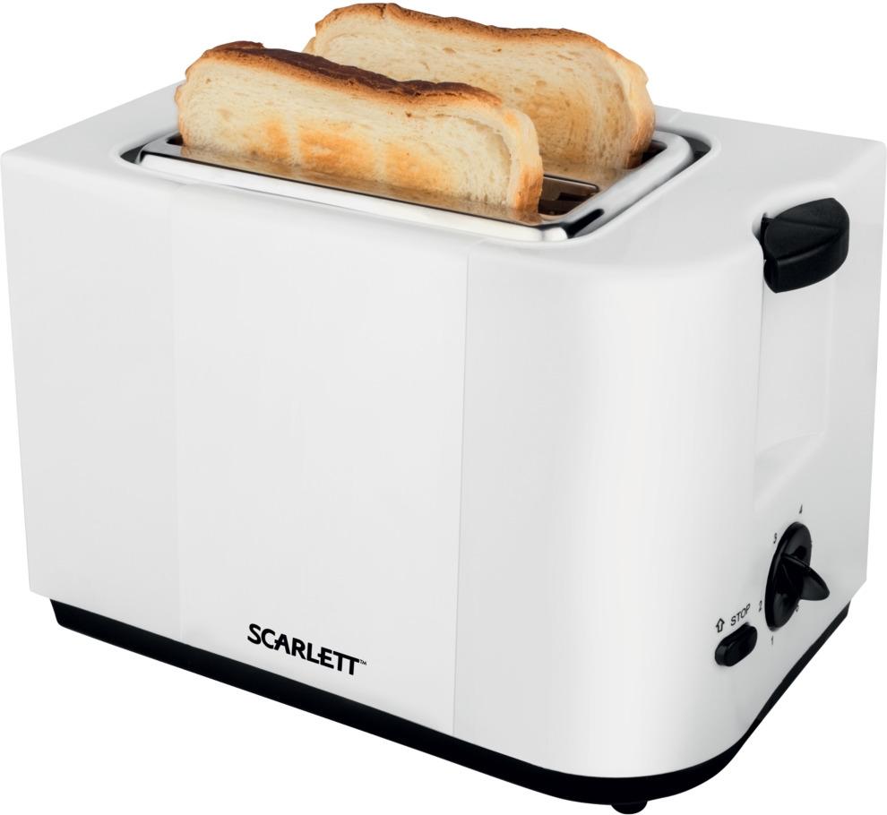 Тостер Scarlett SC-TM11015, белый
