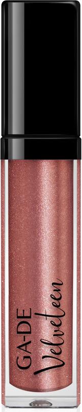Блеск для губ Velveteen Ultra Shine, тон №413 Spice Girl, 6,5 мл
