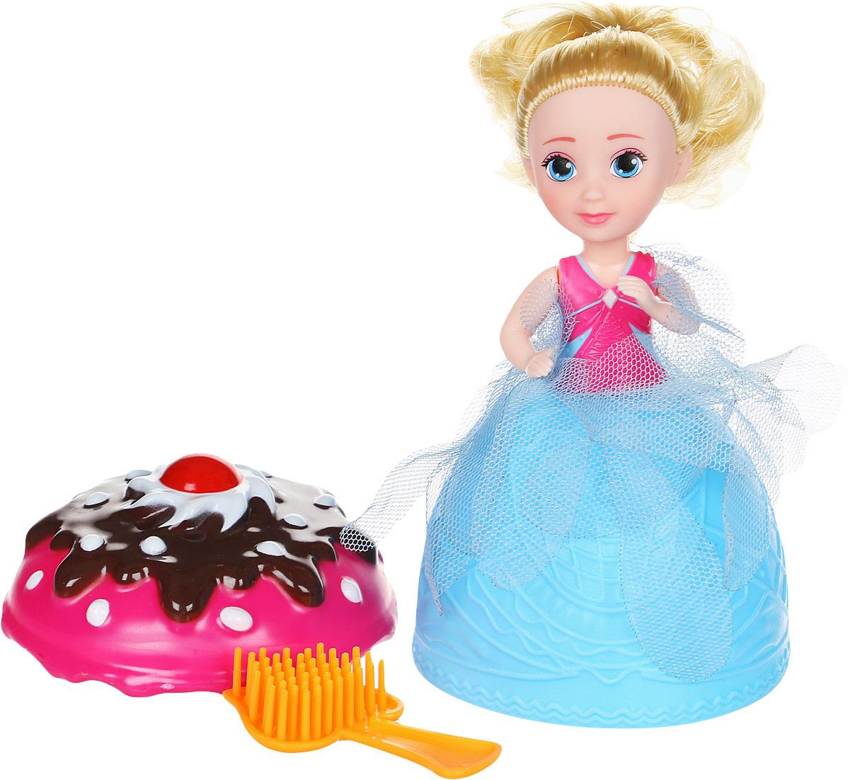 Мини-кукла Мороженка Emco Gelato Surprise, цвет: бордовый недорго, оригинальная цена