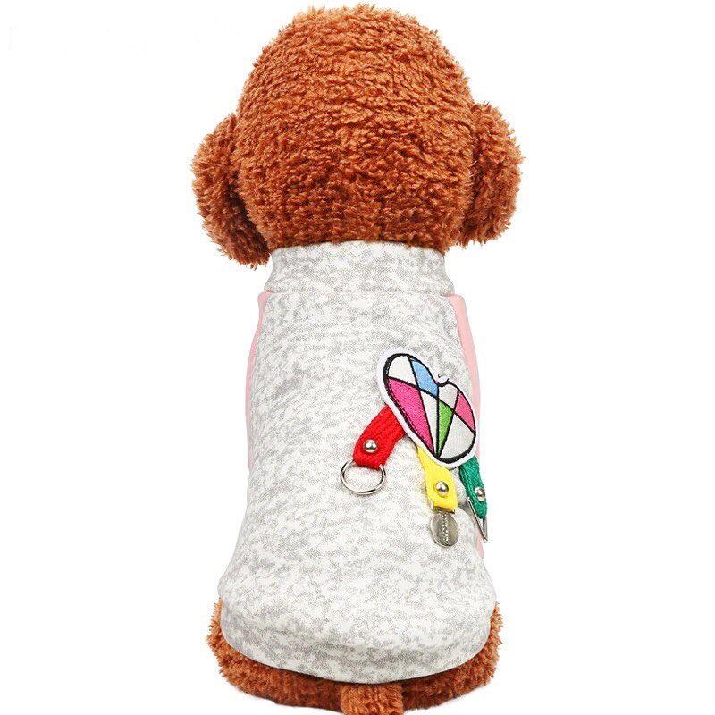 Одежда для собак Arnydog.ru Толстовка Сердечко