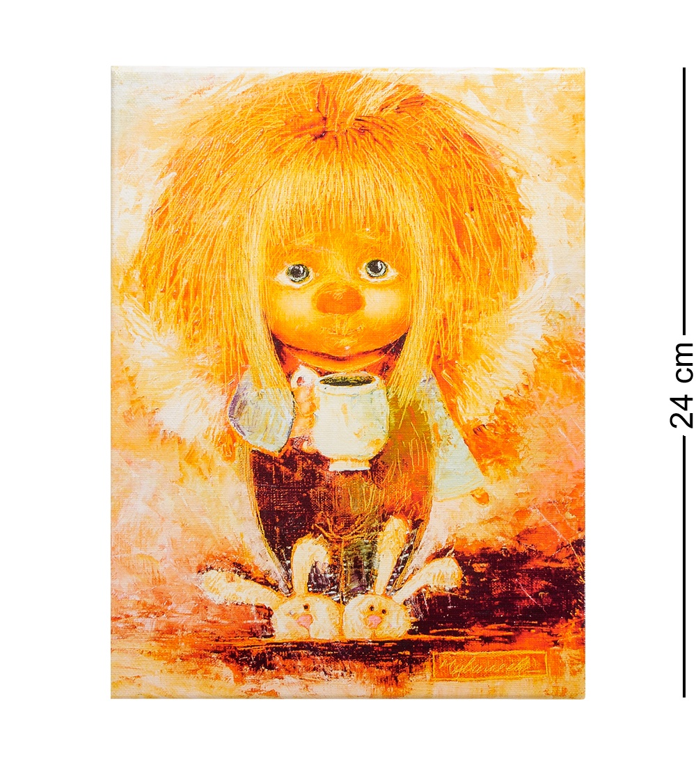 ANG-201 Жикле ''Ангел теплого дома'' 18х24 блокноты artangels блокнот ангелы хранители дома 12х17