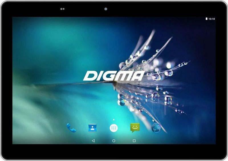 """10.1"""" Планшет Digma Optima 1025N 4G 16 GB, черный"""