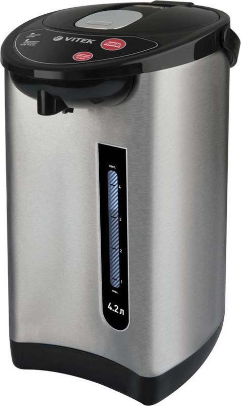 Термопот Vitek 7101(MC), Silver термопот smile tp1073