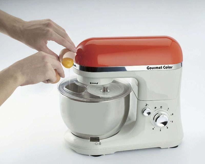 лучшая цена Кухонный комбайн Ariete Gourmet Rainbow, цвет: оранжевый