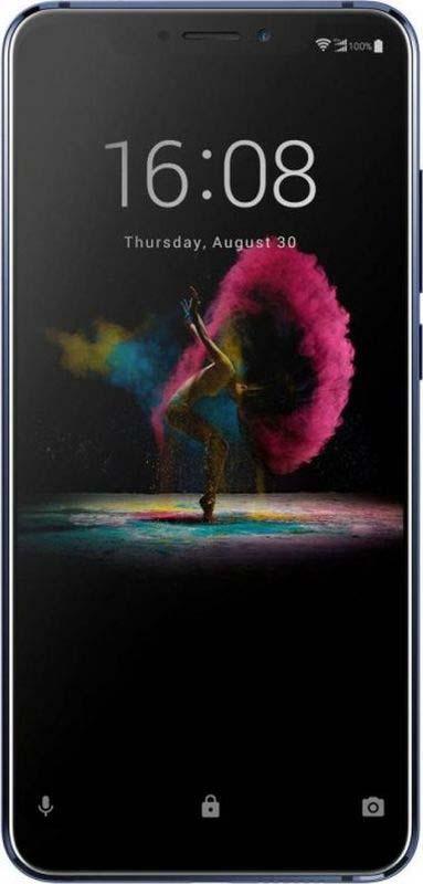 Смартфон ZTE Axon 9 Pro 6 / 64 GB, синий смартфон zte axon 9 pro синий