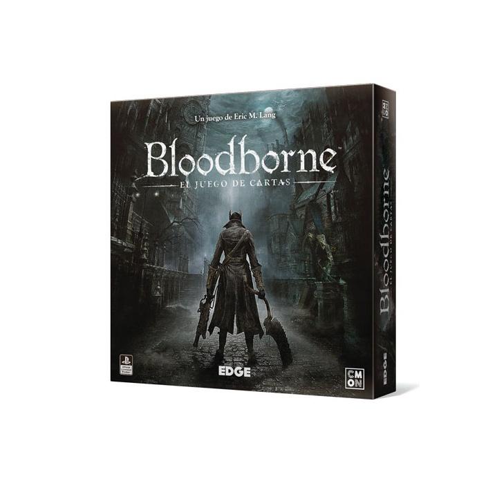 Настольная игра Lavka Games Bloodborne: Порождение Крови, ББ01 цена и фото