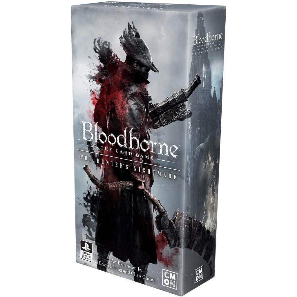 Настольная игра Lavka Games Bloodborne: Порождения Крови - Кошмар охотника, ББ02 цена и фото