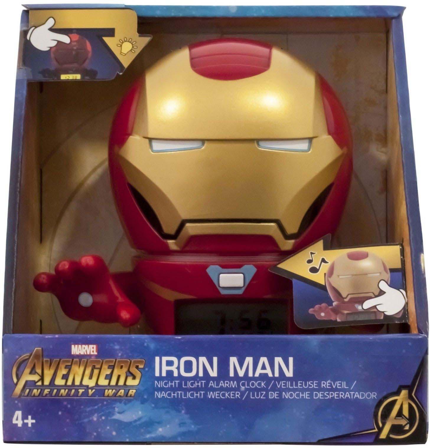 Электронный будильник Marvel все цены