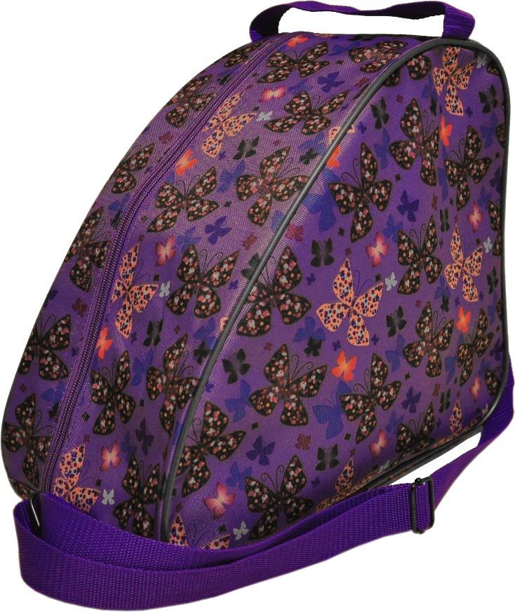 Чехол для коньков Nordic Bag M, цвет: фиолетовый