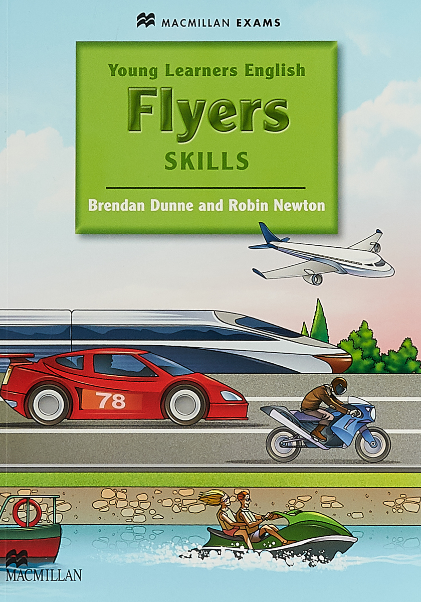 Flyers Skills: Student's Book цена