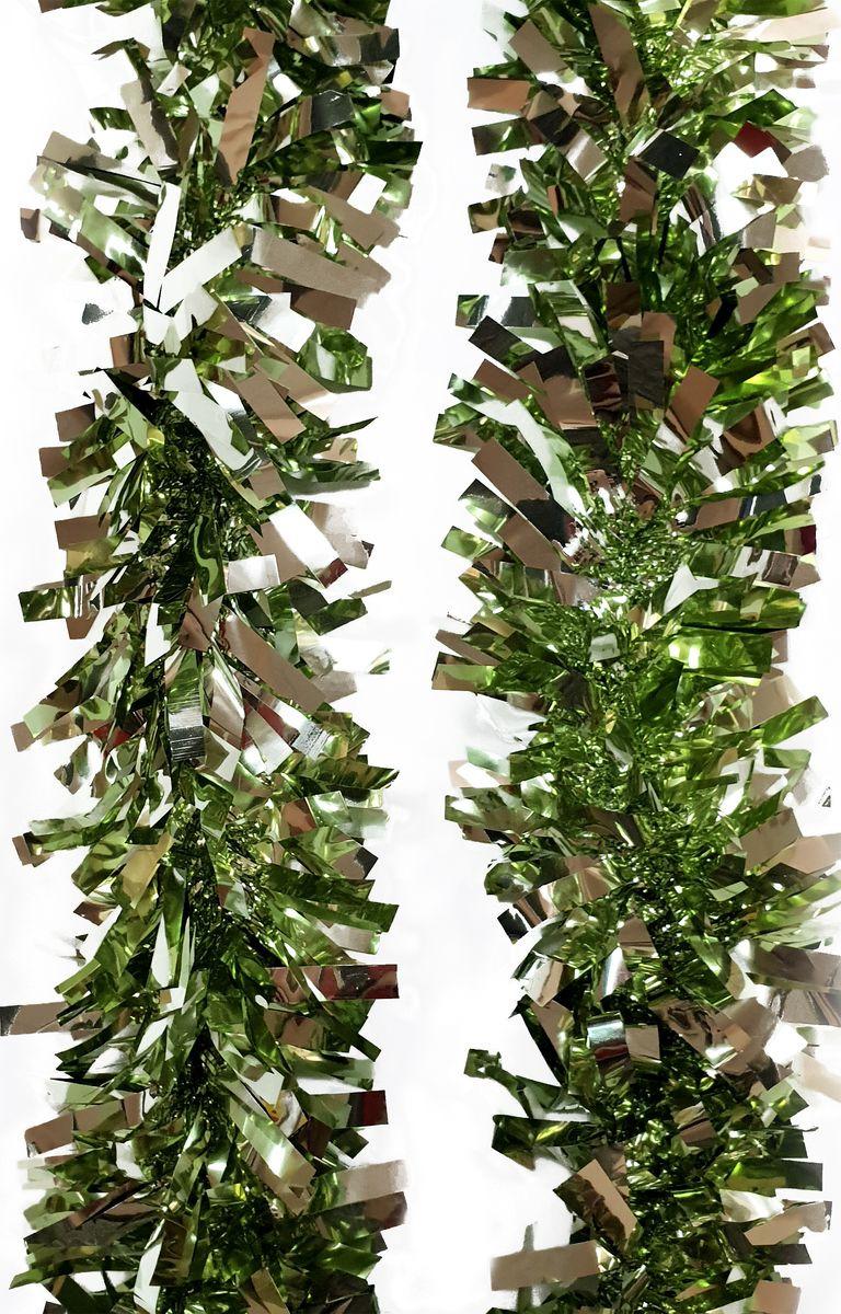 Мишура новогодняя Magic Time, цвет: нефритовый, 9 х 200 см. 78799 цена в Москве и Питере