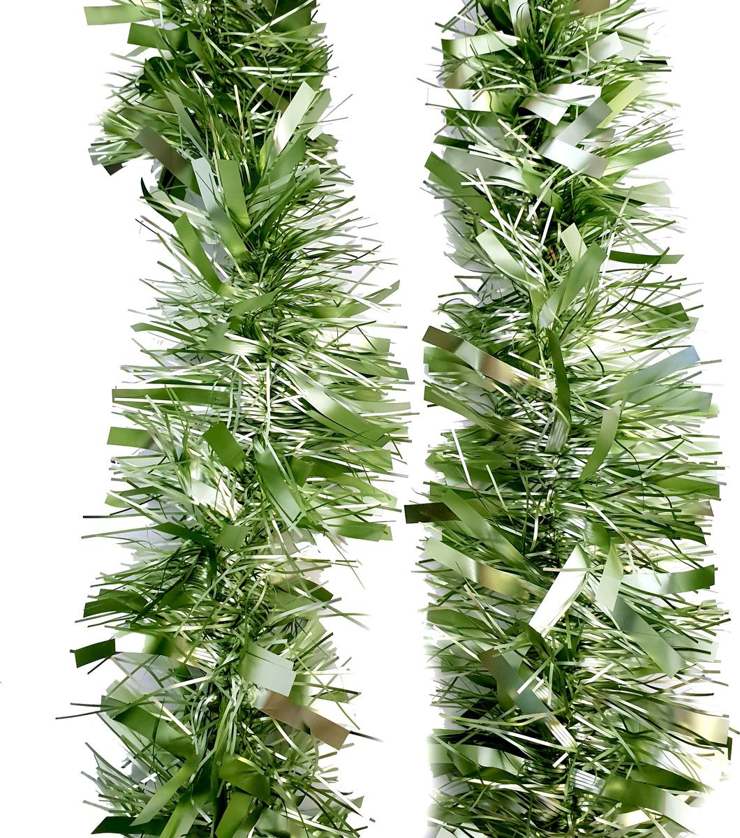 Мишура новогодняя Magic Time, цвет: оливковый, 9 х 200 см. 78800 цены онлайн