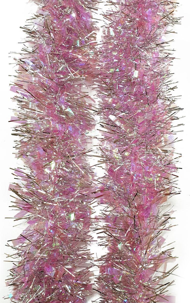 Мишура новогодняя Magic Time, цвет: жемчужный, 9 х 200 см. 78816 цены онлайн